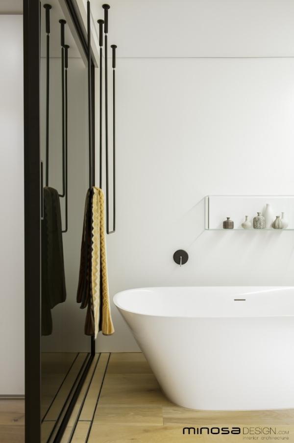 Minosa Design Bath and Glass doors - www.designlibrary.com.au Interior Design & Building