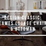 Design Classic - Eames Lounge Chair and ottoman in detail - www.designlibrary.com.au