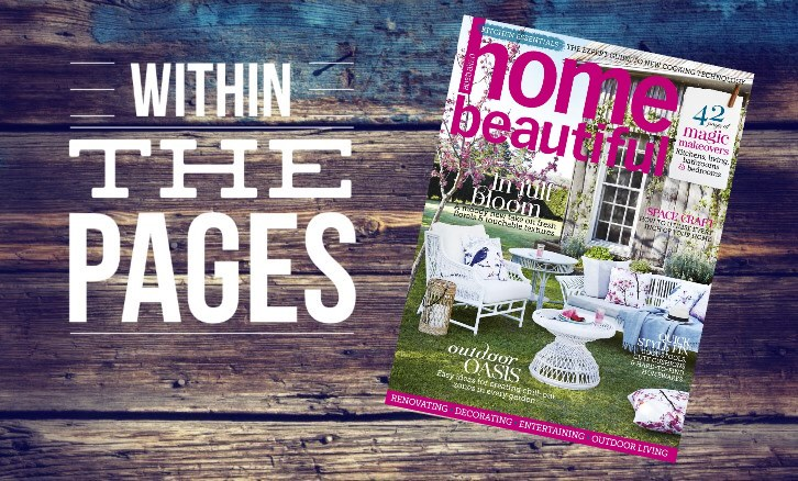 6 Great Finds Within The Pages - Home Beautiful Nov 2014 - www.designlibrary.com.au