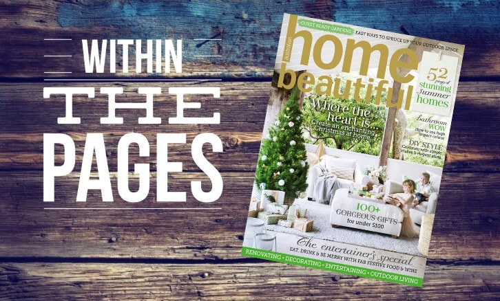 DesignLibrary.com.au - Within The Pages - Home Beautiful Dec 2014