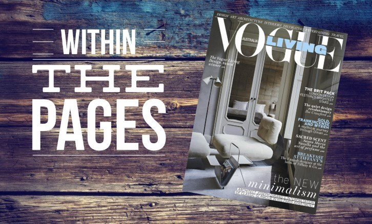 9 Great Finds Within The Pages - Vogue Living Nov / Dec 2014 - www.designlibrary.com.au