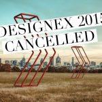 DesignEX Cancelled in 2015