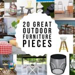 Outdoor Living - 20 Great Must See Outdoor Furniture Pieces | www.designlibrary.com.au