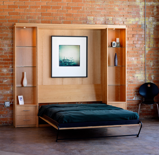 Fold Away Bed Ideas: Top 10 Ideas To Small Space Living