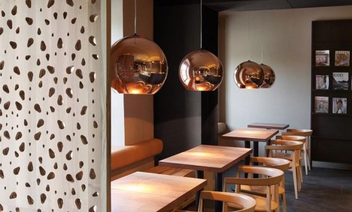 #31DaysofDesignFabulous - www.designlibrary.com.au - Day 11 - Tom Dixon Copper Shade