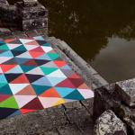 #31DaysofDesignFabulous - www.designlibrary.com.au - Day 16 - Minakani Lab - #wallpaper - Mosaic