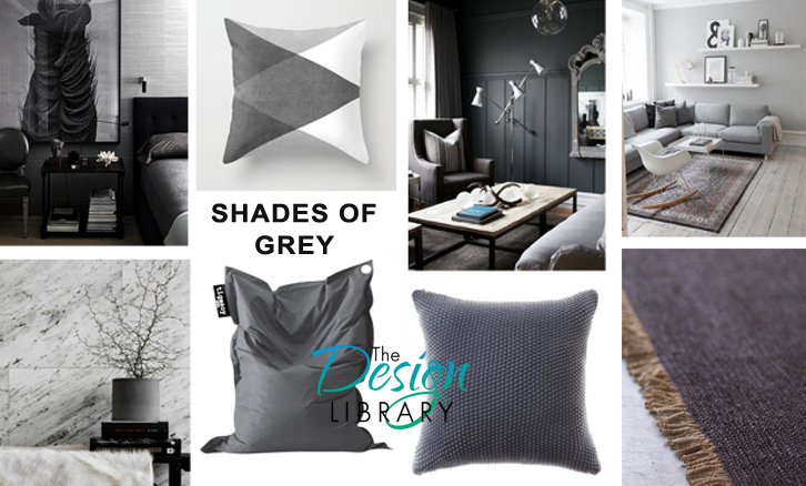 50 Shades Of Grey Used In Interior Design