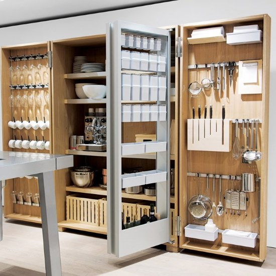 kitchen storage solution kitchen storage solutions 13 clever kitchen design ideas 3181