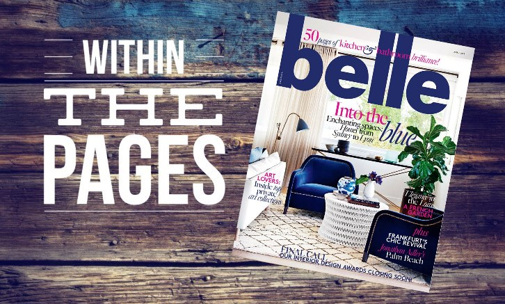Within The Pages - Belle April 2015 | www.designlibrary.com.au