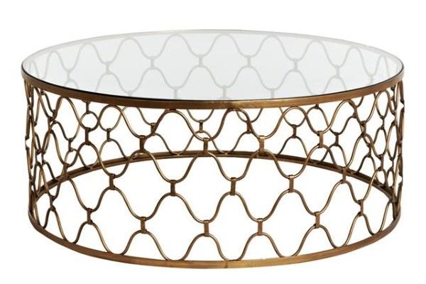 Globe West - Industria Uovo Coffee Table - Home Beautiful April 2015 - Interior Design Magazines - designlibrary.com.au