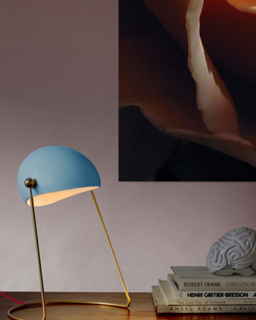 Reduxr - Olamp Desk - Home Beautiful April 2015 - Interior Design Magazines - designlibrary.com.au