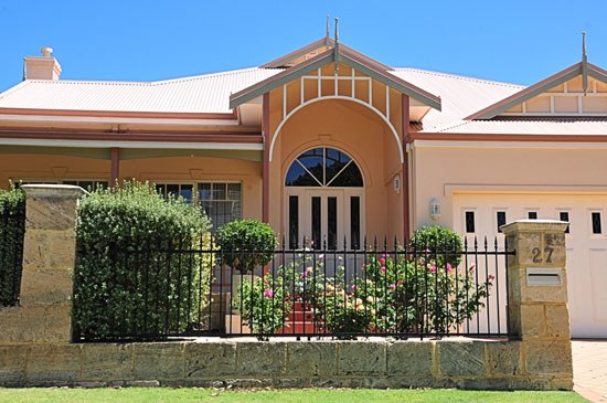 Fence Makers - Curb Appeal Adds Value - Enhance Landscaping     designlibrary.com.au
