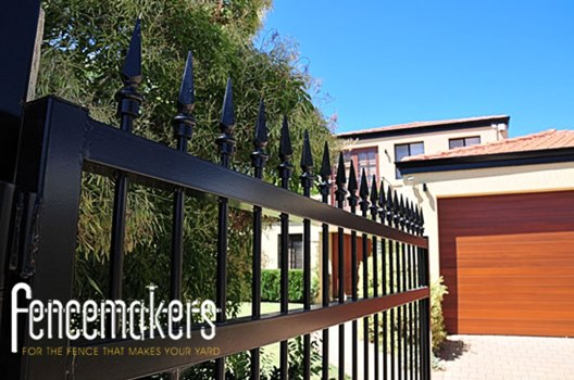 Fence Makers - Curb Appeal Adds Value - Gates | designlibrary.com.au