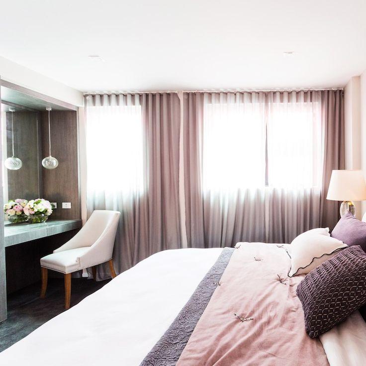 Tim and Anastasia - Master Bedroom | Renovation Stress designlibrary.com.au