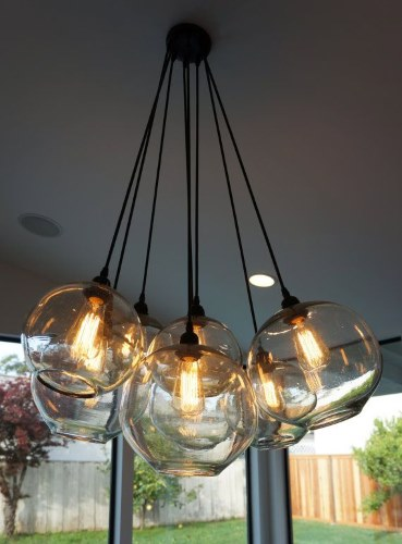 5 Easy Project to Increase Your Homes Value - Lighting - Bubble Lights  |  designlibrary.com.au