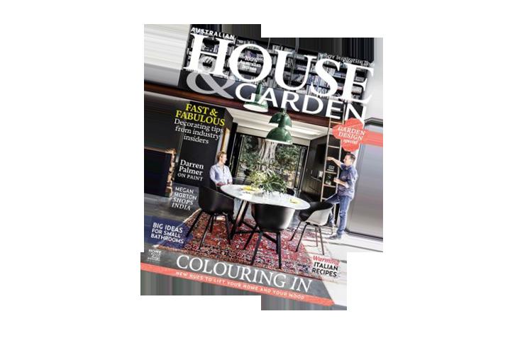 Australian House & Garden June 2015 - Interior Design Magazines   designlibrary.com.au