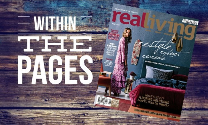 Design Library Au - Within The Pages - Real Living June 2015 - Interior DesignMagazines - www.designlibrary.com.au