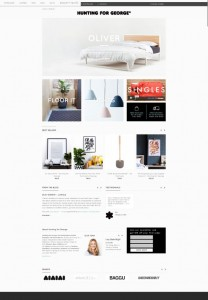 Hunting For George - Online Shopping Store for Men, Women, kids & home- The Design Library AU