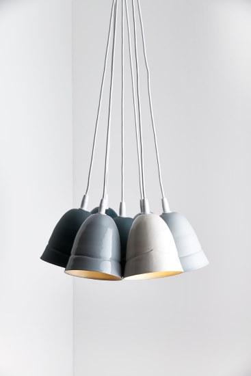 Ici-Pendant-Porcelain multi drop pendant, white flex - Within The Pages - Interior Design Magazines Vogue Living May June 2015 - designlibrary.com.au