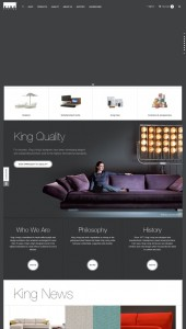 King Furniture - The Design Library AU