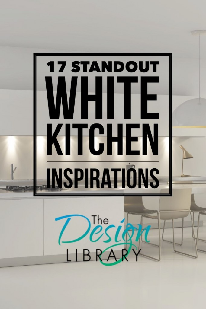 Kitchen Designs - 17 Standout White Modern Kitchen Inspirations | designlibrary.com.au
