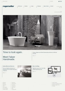 Rogerseller - Bathrooms & Contemporary Designer Kitchens- The Design Library AU