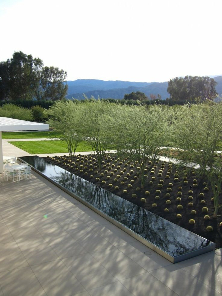 Pins of the week at The Design Library Au 3rd May - Sunnylands Centre and Gardens via archdaily.com | desiglibrary.com.au