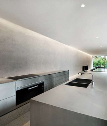 Kitchen Designs: Standout White Modern Kitchen Inspirations