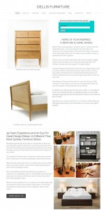 Dellis Furniture - Interior Design and Reno Directory - designlibrary.com.au