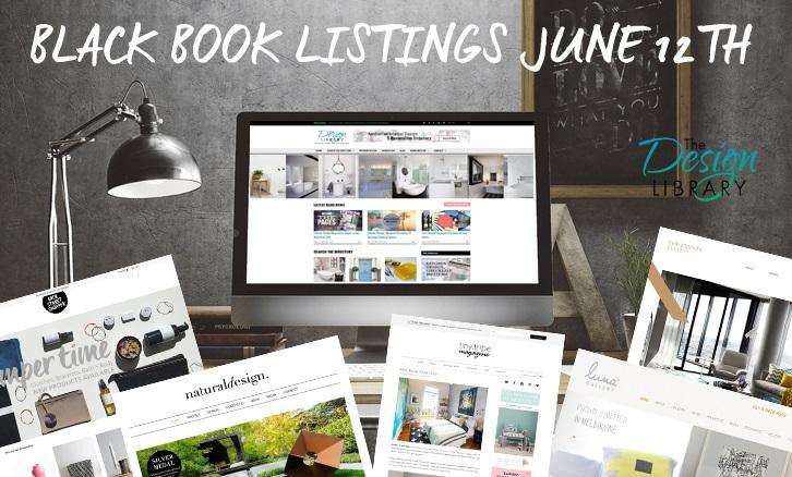 Interior Design - The Design Library AU Designer Black Book Listings 12-06-2015 | designlibrary.com.au