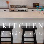 Kitchen Benchtop Costs