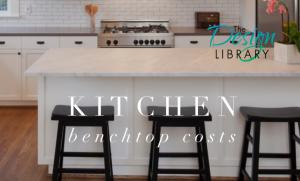 Kitchen Benchtop Costs