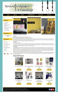 Revival Wallpaper - Interior Design and Reno Directory | designlibrary.com.au