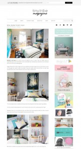 Tiny Tribe Magazine - Interior Design and Reno Directory - designlibrary.com.au
