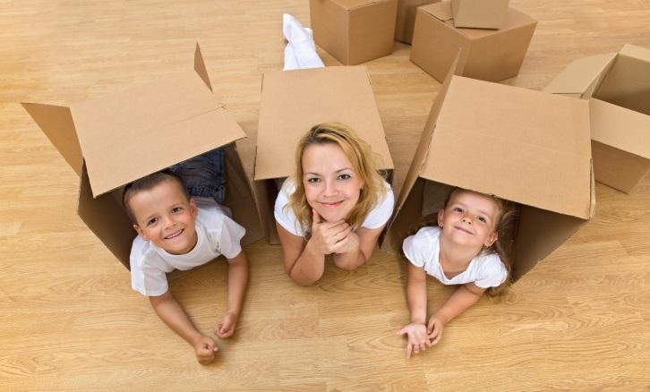 6 Unique Ideas for Leftover Moving Boxes | designlibrary.com.au