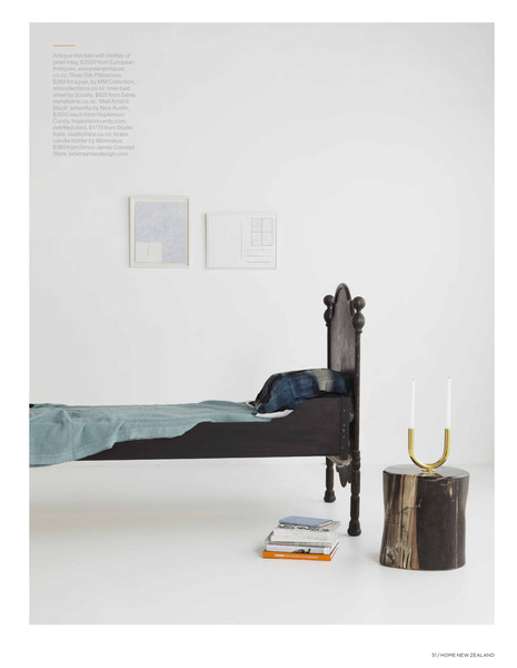 Emma Hayes River Silk Pillowcase - Home Magazine   designlibrary.com.au