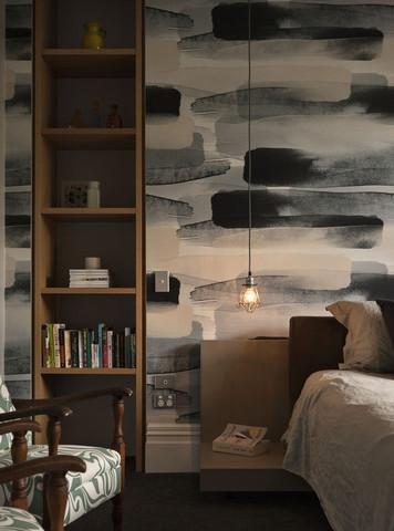 Emma Hayes River Wallpaper - Urbis Magazine #79 - Mt Eden Villa | designlibrary.com.au