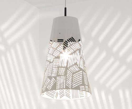 ISM Objects - Ziggy Pendant - Interior Design Magazines | designlibrary.com.au