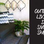 Petite Retreat - Outdoor Living in Small Spaces - Faro Sofa | designlibrary.com.au