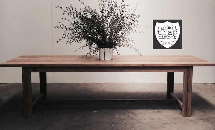 Rabbit Trap Timber - Recycled Timber Furniture | designlibrary.com.au