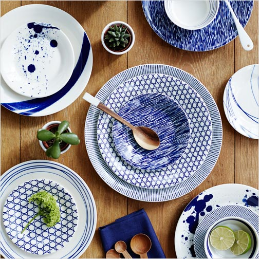Royal Doulton - Pacific - The DL Edit - Interior Design Magazines - Real Living September 2015 | designlibrary.com.au