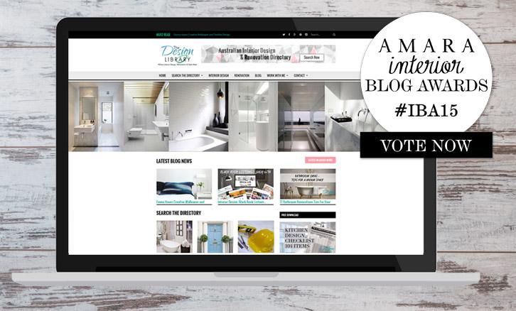 The Design Library AU - Best Australian Interiors Blog - Amara Interior Blog Awards | designlibrary.com.au