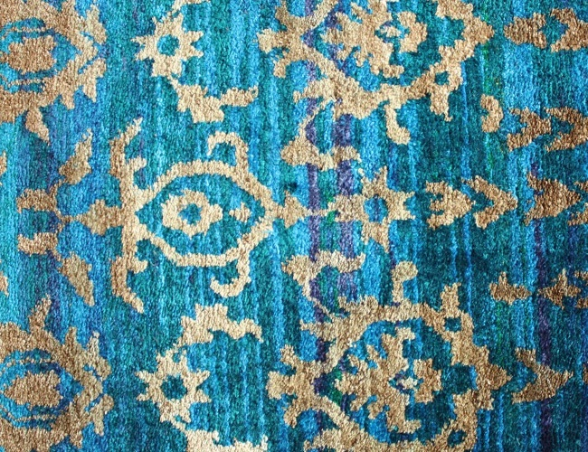 The Rug Establishment - Sari Nivi - Hand-Knotted Rug | designlibrary.com.au