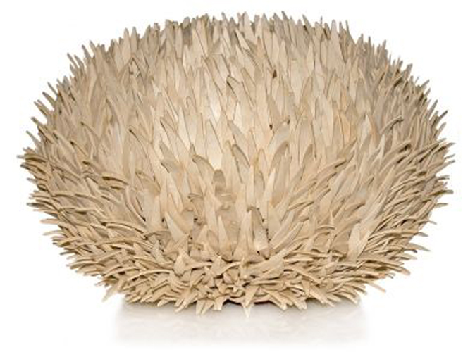 Weylandts - Anemone in Coco Sticks Floor Lamp | designlibrary.com.au