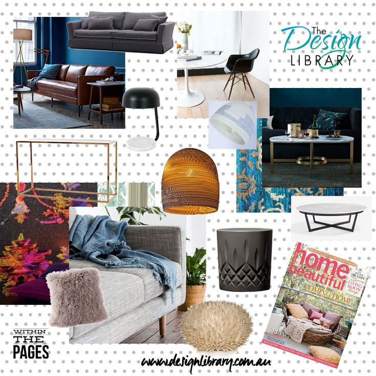 Home Designs October 2012: Interior Design Magazines: Home Beautiful October 2015