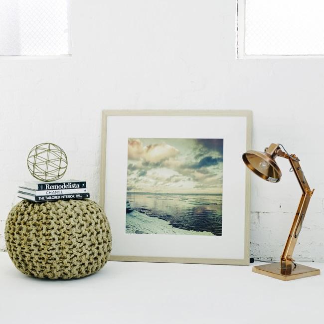 Alisa and Lysandra + United Artworks New Artwork Collaboration - ARCTIC SOLSTICE | designlibrary.com.au