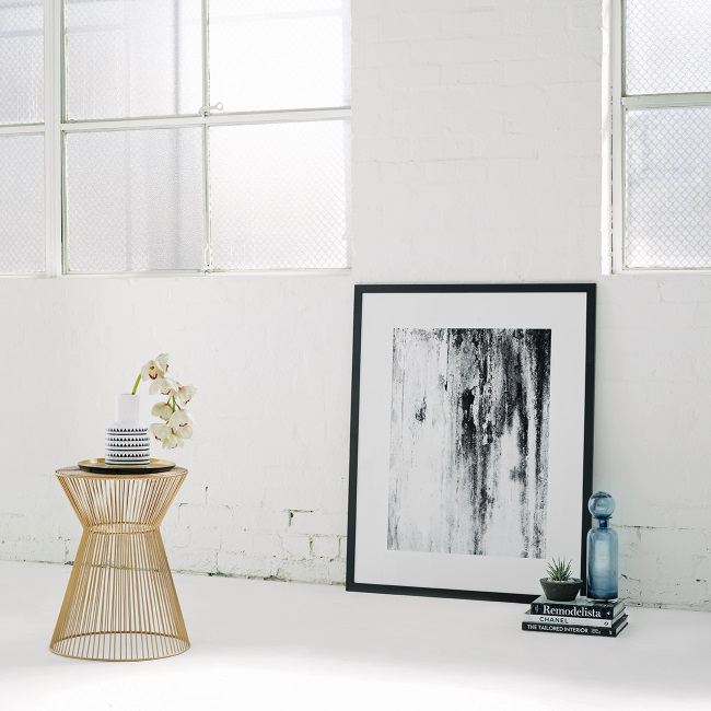 Alisa and Lysandra + United Artworks New Artwork Collaboration - EVEN SCORE | designlibrary.com.au