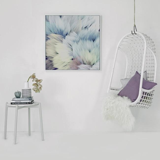 Alisa and Lysandra + United Artworks New Artwork Collaboration - FLORI STAR | designlibrary.com.au