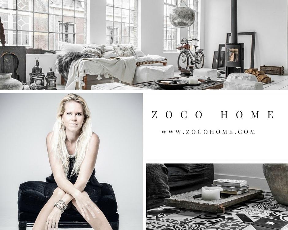 Zoco Home - Ethnic Scandinavian Decor - Johanna Weckström | designlibrary.com.au