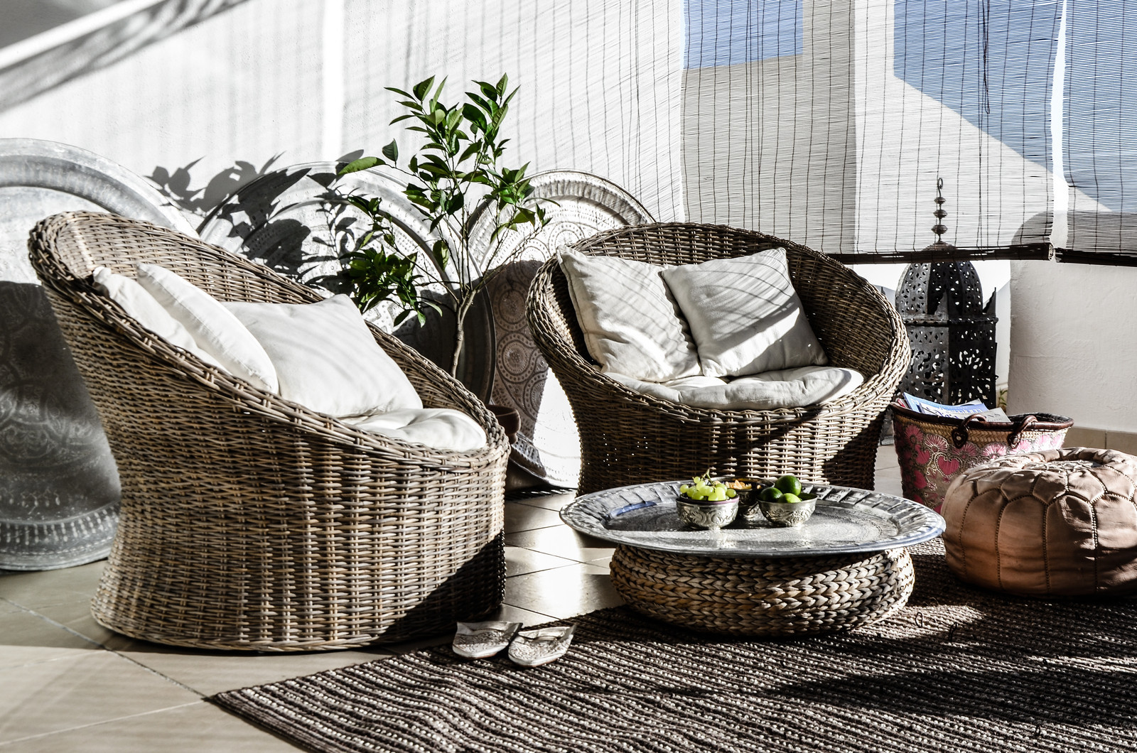 Zoco Home - Ethnic Scandinavian Decor - Outdoor Accessories | designlibrary.com.au